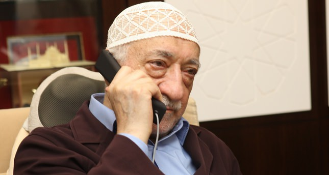 Targeted wiretap on thousands by Gülen Movement