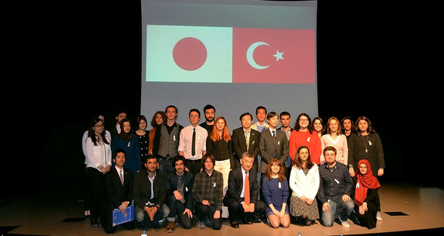 Turks compete in speaking Japanese