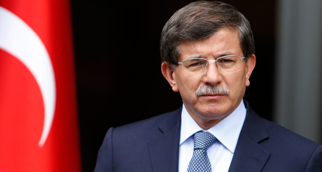 Cyber attack equal to military attack: Davutoğlu