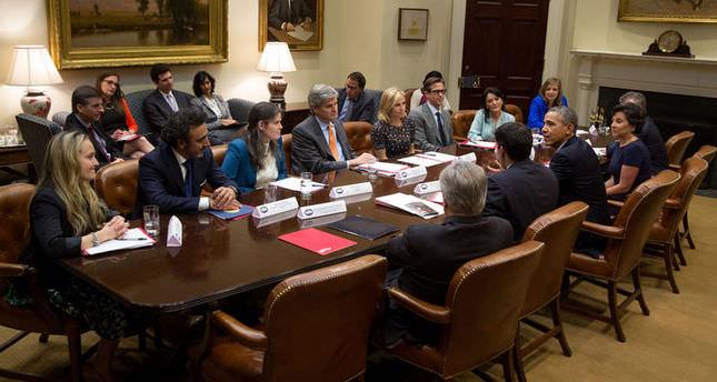 Obama honors Turkish entrepreneur Hamdi Ulukaya