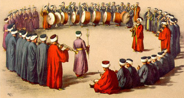 Ottoman military marching band