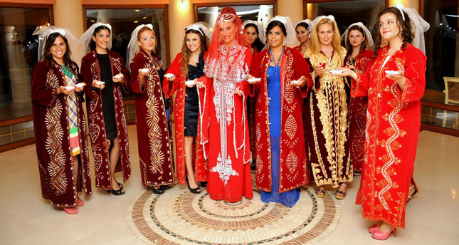 The Ins And Outs Of A Turkish Wedding Daily Sabah