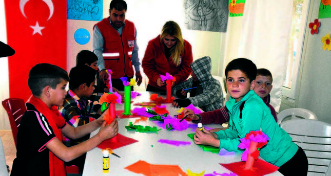 Turkish refugee camps provides best conditions