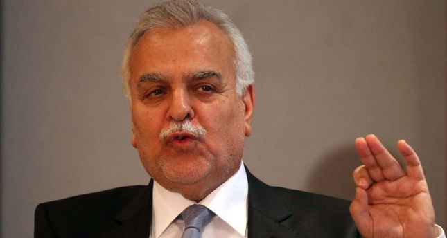 Hashimi: Iraqis demand change