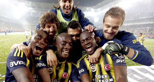 Fenerbahçe win their 19th league title