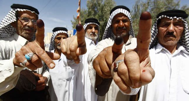 60% voter turnout in Iraq elections