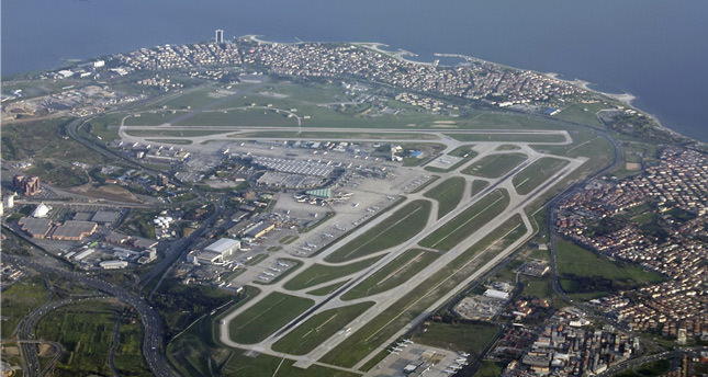 how to get to istanbul from airport
