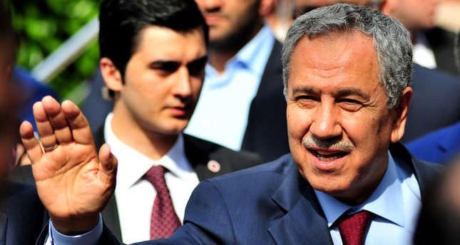 Deputy PM Arınç backs Erdoğan for president