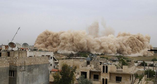 Toward a political solution in Syria