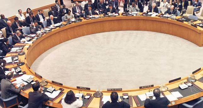 What is the prospect of Turkey for 2015-2016 UN Security Council seat?