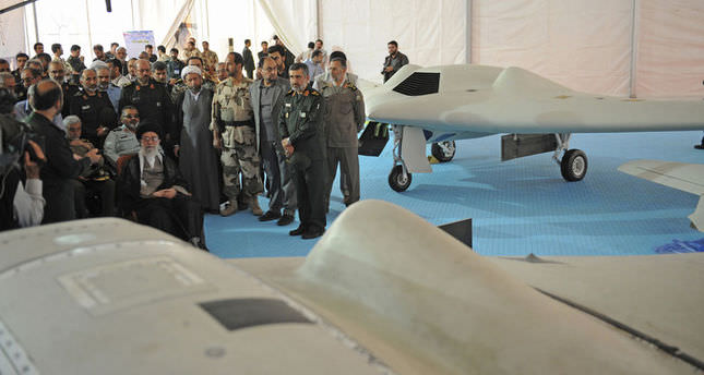 Iran Claims Producing Exact Copy Of Captured Us Drone