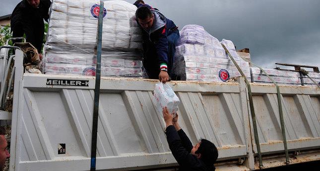 Turkey sending aid to flooded Bosnia and Herzegovina