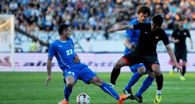 International Friendly: Kosovo 1 - 6 Turkey