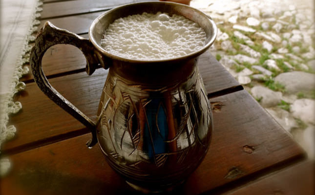 Ayran, Turkey's favorite summer drink