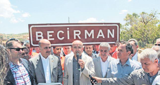Kurdish village gets back name