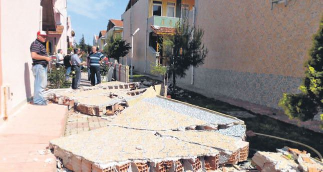 Experts alleviate concerns over major earthquake