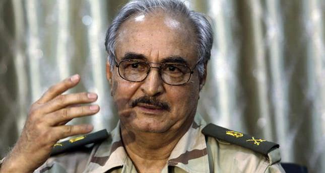 Libya's Haftar say will follow al-Sisi's footsteps