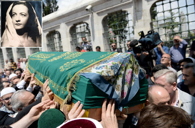 Granddaughter of Sultan Abdülhamid II passes away at age 89