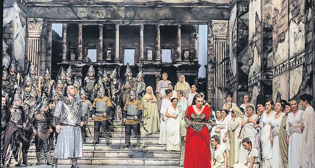 It's time for opera in town as Istanbul Opera Festival kicks off