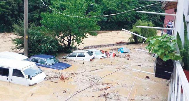 Heavy rains, floods inundate Turkey