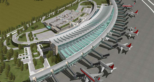 Construction of Istanbul's third and largest airport begins
