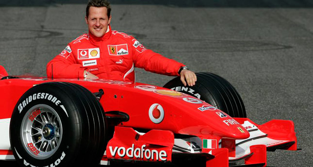 F1 legend Schumacher 'out of coma' after 6 months, leaves hospital