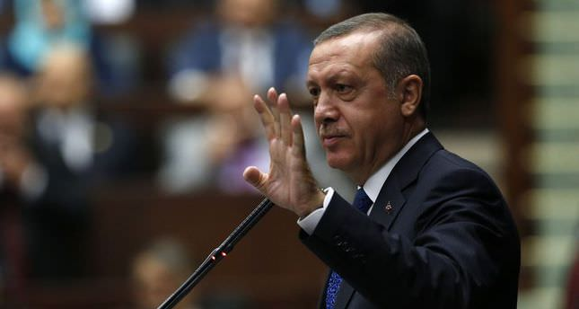 Erdoğan: We may come up with surprise presidential candidate