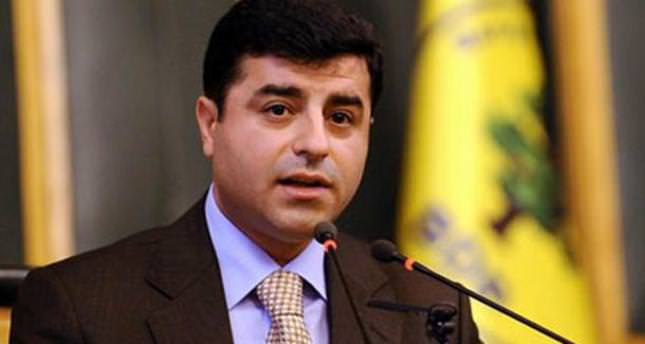 Selahattin Demirtaş named HDP's candidate