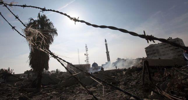 Israeli Airstrike Kills 1, Injures 3 Gazans