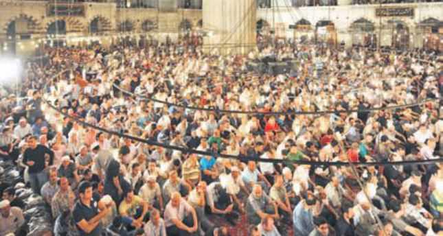 Ramadan and Iftar in Istanbul