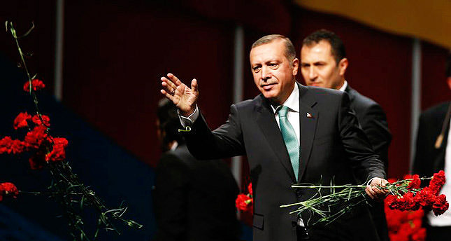 As expected, AK Party announces PM Erdoğan's presidential candidacy