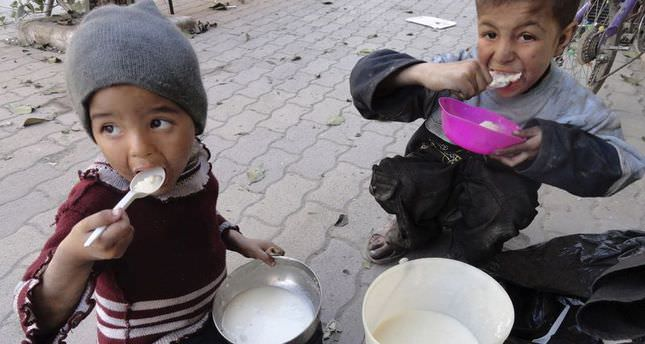 UN unable to deliver aid to Syria's Yarmouk camp