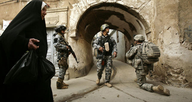 US deploys 200 additional troops in Baghdad
