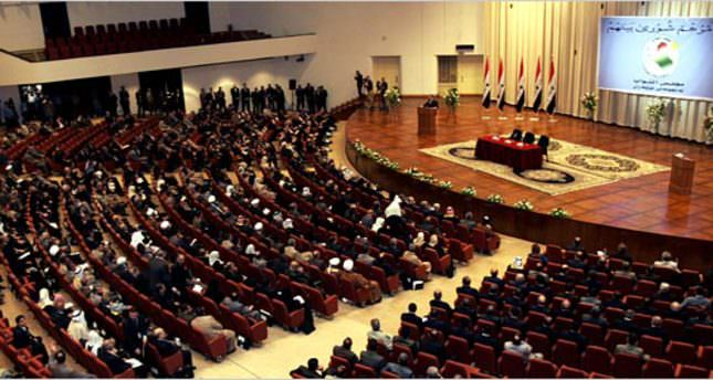 Iraq parliament holds first session for a new PM