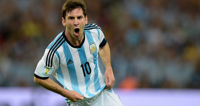 Argentina reach quarter-finals with extra time win over Switzerland