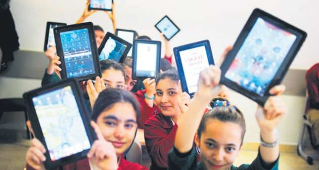 Fatih Project distributes 732,000 tablets