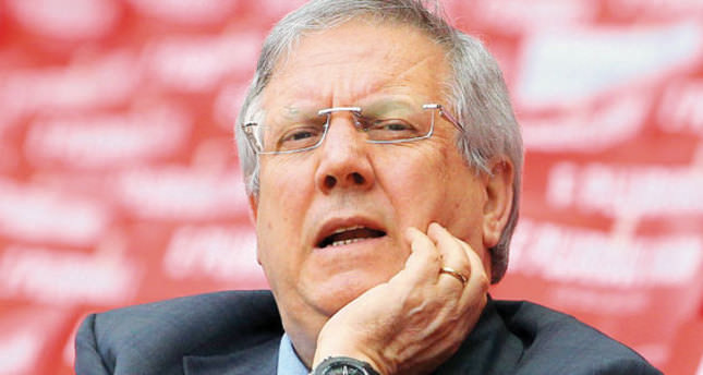 Top court rejects Fenerbahçe chairman's appeal