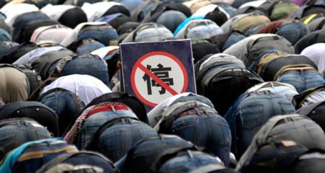 China steps up campaign against Ramadan