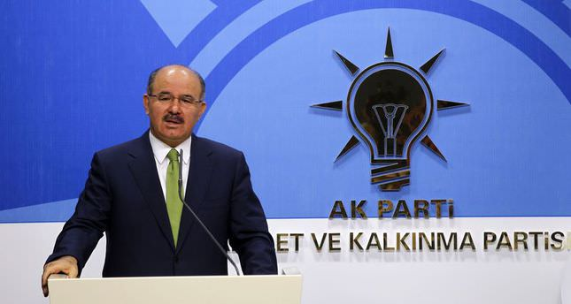 AK Party will remain united after Erdoğan, Vice President Çelik claims