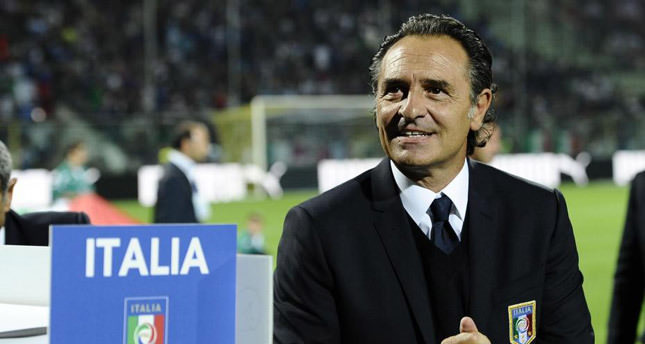Italy's Cesare Prandelli to be next coach of Galatasaray SK
