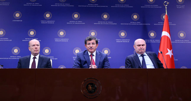 FM Davutoğlu: Sleepless nights spent for return of abducted Turkish nationals