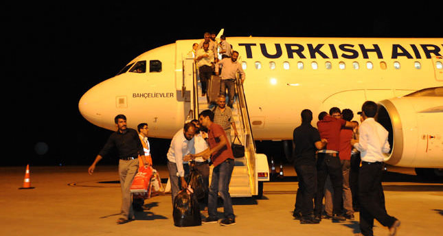 All 32 Turkish truck drivers abducted by ISIS return safely home