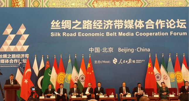 China looks to enhance media cooperation for new Silk Road