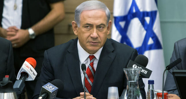 Israel PM threatens 'forceful' response to Gaza rockets