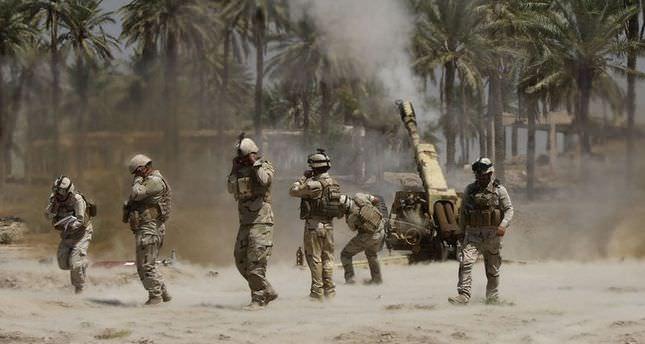 Iraq army retakes Saddam Hussein's home village
