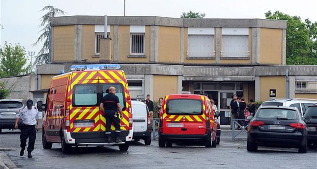Mother stabs French teacher to death in front of students