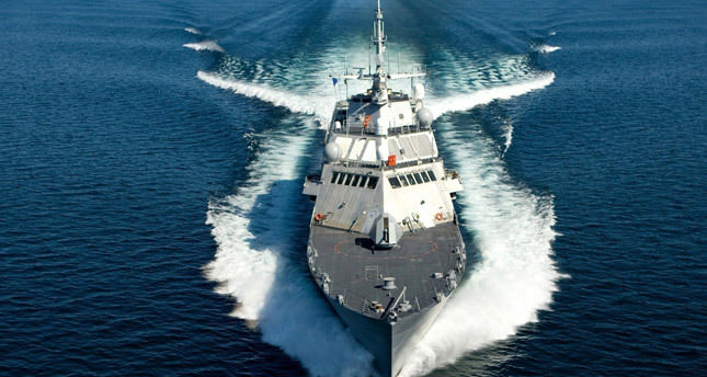 Turkey to participate in naval war exercise