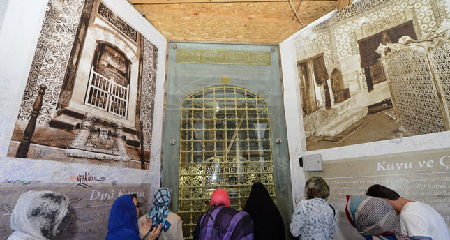 Tomb of Prophet's companion reopened in Istanbul