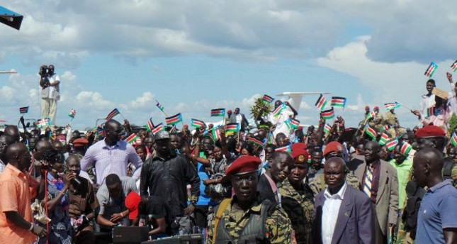 Fighting raging in South Sudan's Unity State: Army