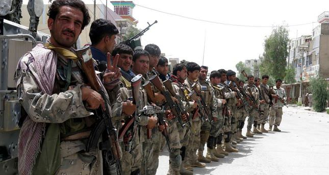 Afghan clashes leave 20 dead
